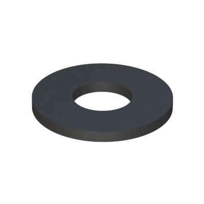 Washers special materials epdm nbr vqm - ISC Plastic Parts